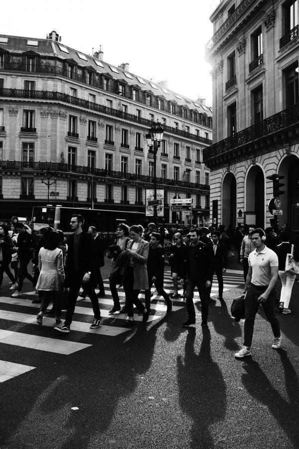 Пешеходци на пътя?